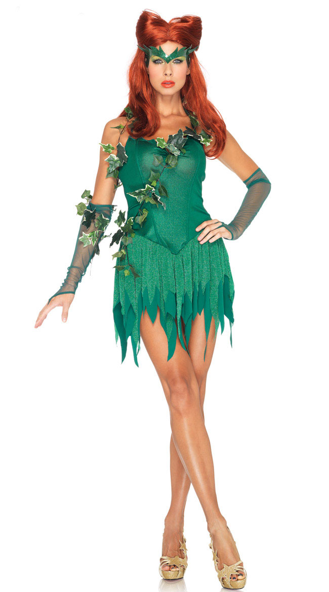 HIRE  sc 1 st  Wear It Out : poison ivy character costume  - Germanpascual.Com