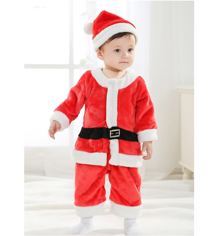 baby christmas costume wear it out