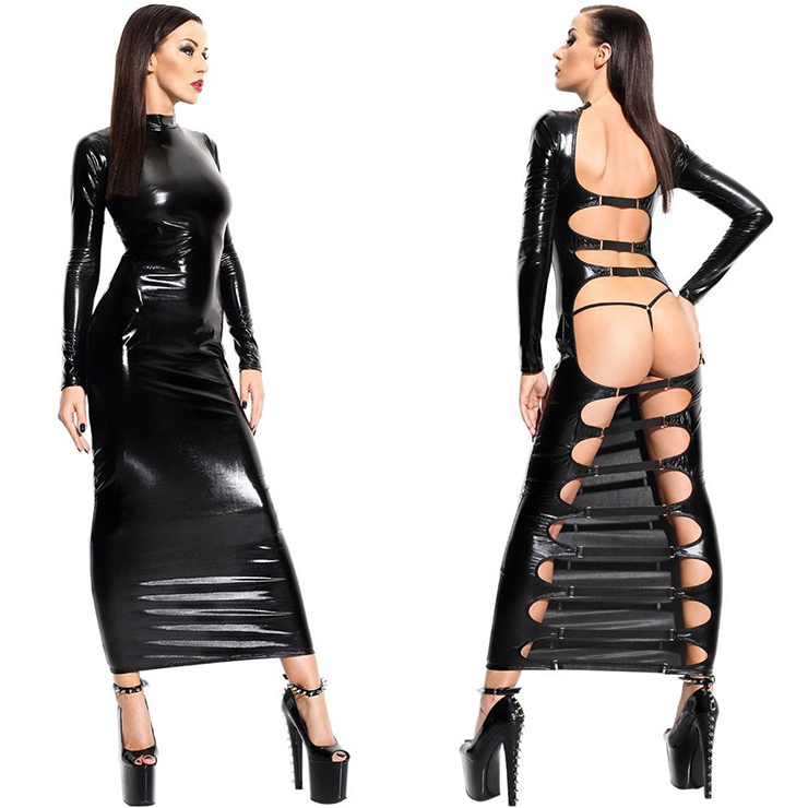 Latex leather pvc wear