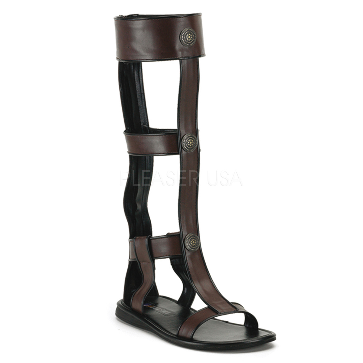 Mens Roman Gladiator Sandals Wear It Out